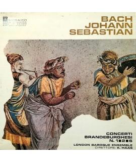 Johann Sebastian Bach - Concerti Brandeburghesi Vol. 1