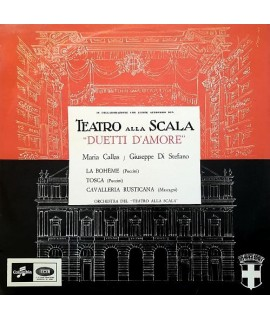Maria Callas, Giuseppe Di Stefano - Duetti d'Amore