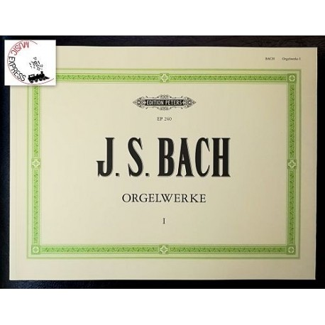 Bach - Orgelwerke I