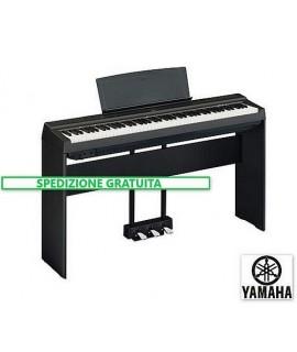 Yamaha P125 + Supporto L125 + Pedali