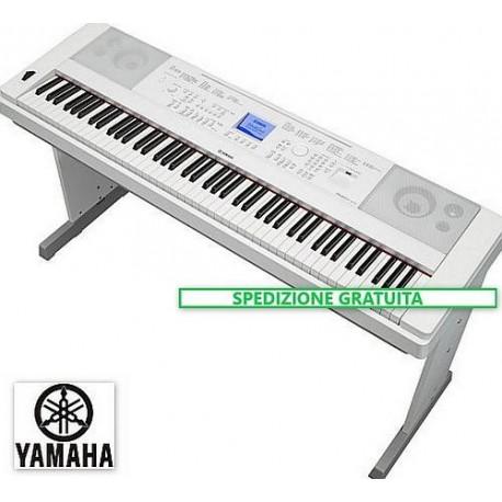 Yamaha DGX 660 Portable Grand Piano