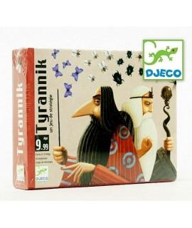 Tyrannik Djeco - Giochi di Carte
