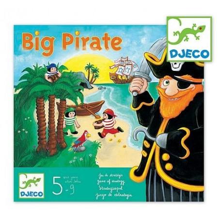 Big Pirate Djeco - Giochi di Società