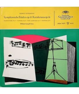 Robert Schumann - Symphonische Etüden Op. 13 / Kreisleriana Op. 16