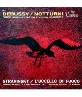 Debussy, Stravinsky - Notturni / L'Uccello di Fuoco