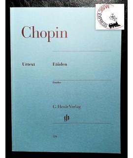 Chopin - Etüden