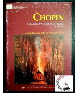 Chopin Selected Works for Piano - Book Two