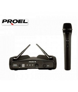 Proel WM600M - Microfono Wireless