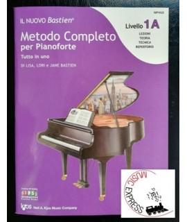 Bastien - Il Nuovo Bastien - Metodo Completo per Pianoforte Livello 1A