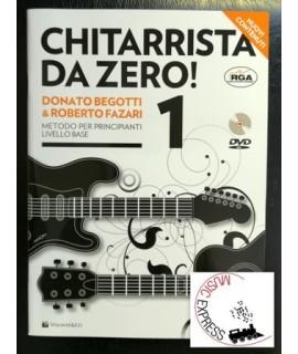 Begotti, Fazari - Chitarrista da Zero! volume 1