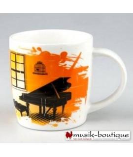 Tazza in Ceramica Pianoforte - Musikboutique