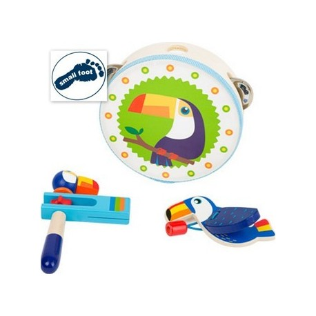 Set Musicale Tucano Small Foot