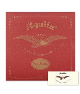 Aquila Corde Ukulele 83U Serie Rubino