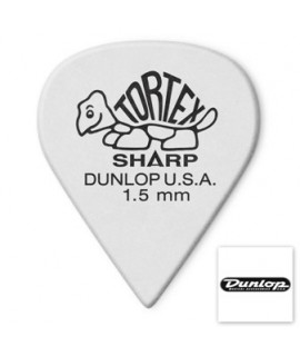 Plettri Dunlop Tortex Sharp 1.5