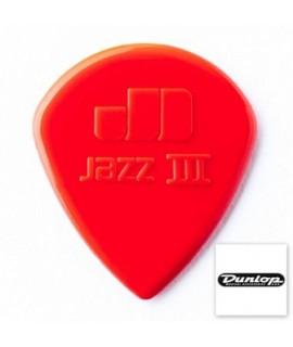 Dunlop Jazz III Red
