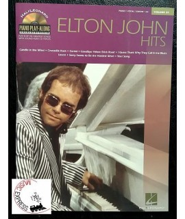 Piano Play-Along - Elton John Hits