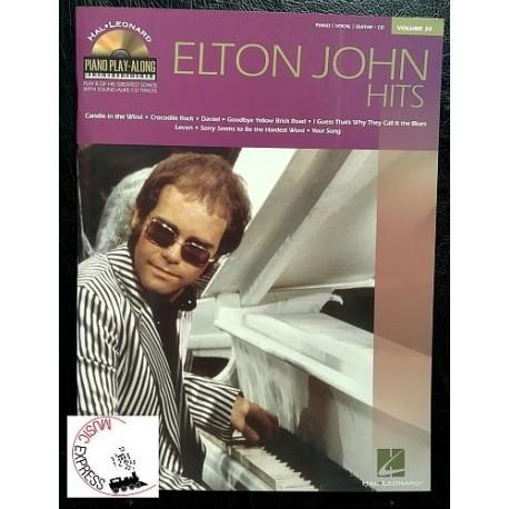 Piano Play-Along - Elton John Hits