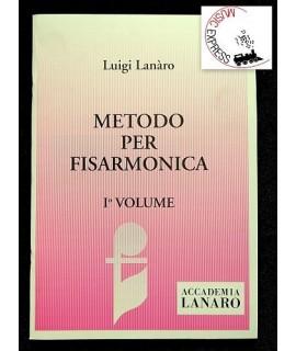 Lanaro - Metodo per Fisarmonica Volume I - Accademia Lanaro