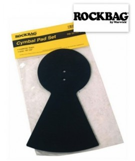 Rockbag RB22160B Cymbal Pad Set