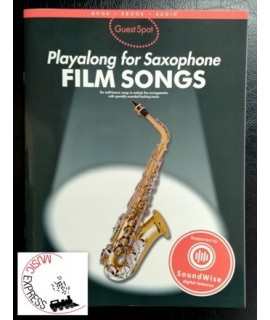 Vari - Playalong for Saxophone - Film Songs