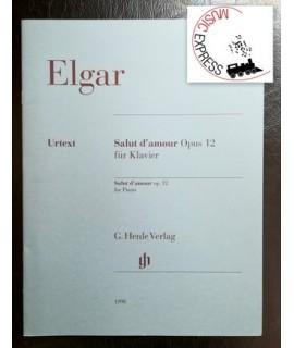 Elgar - Salut d'Amour Op. 12