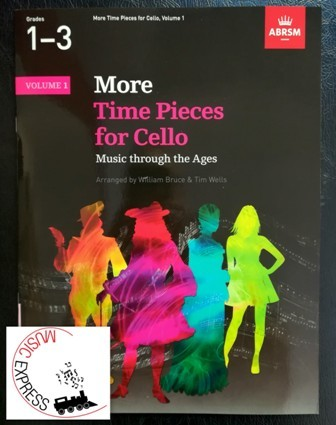 more time pieces for cello volume 1 music through the ages time pieces abrsm
