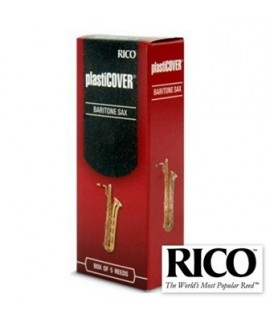 Rico Plasticover 2 Sax Baritono