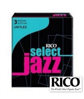 Rico Select Jazz 3 Medium Sax Contralto