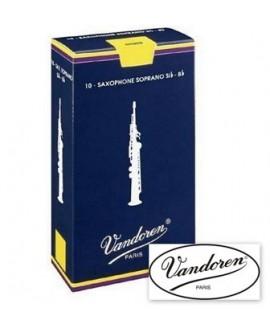 Vandoren Traditional 2 Sax Soprano