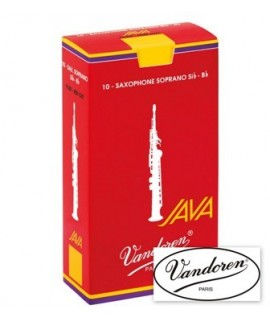 Vandoren Java Red 2,5 Sax Soprano