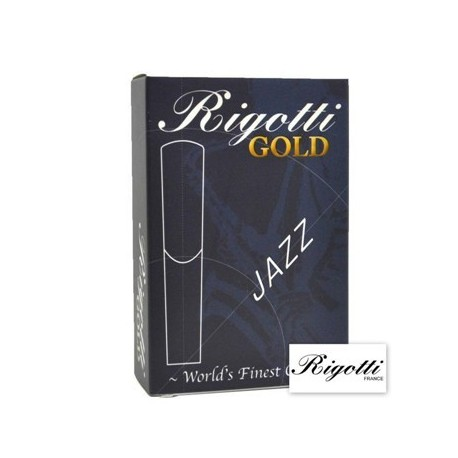 Rigotti Gold 2 Medium Sax Soprano