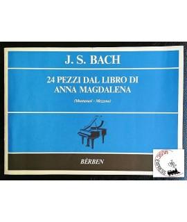 Bach - 24 Pezzi dal Libro di Anna Magdalena