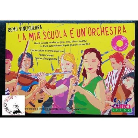 Vinciguerra - La Mia Scuola è un'Orchestra