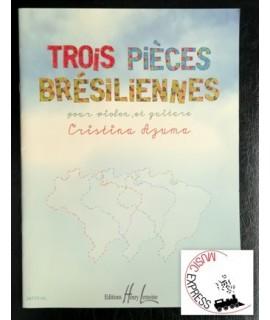 Azuma - Trois Pièces Brésiliennes pour Violon et Guitare