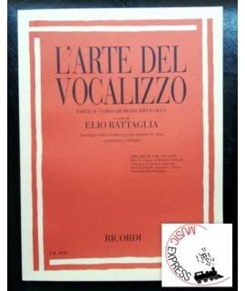 Battaglia - L'Arte del Vocalizzo Parte II