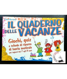 Bertassi - Il Quaderno delle Vacanze