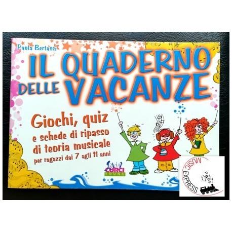 Bertassi P Il Quaderno Delle Vacanze