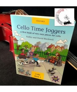 Blackwell - Cello Time Joggers - Cello book 1