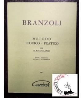 Branzoli - Metodo Teorico-Pratico per Mandolino