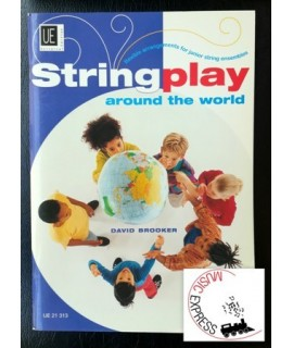Brooker - String Play Around The World
