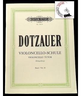 Dotzauer - Violoncello-Schule - Violoncello Tutor - Vol. II