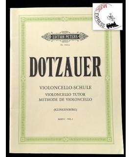 Dotzauer - Violoncello-Schule - Violoncello Tutor - Vol. I