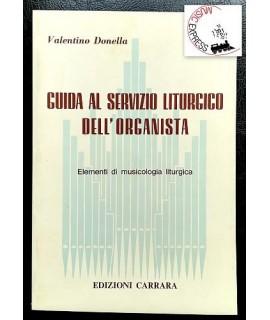 Donella - Guida al Servizio Liturgico dell'Organista