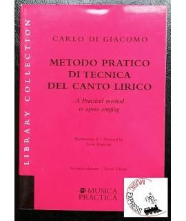 Di Giacomo - Metodo Pratico di Tecnica del Canto Lirico