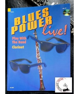 Dechert - Blues Power Live! Clarinet