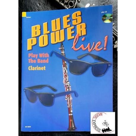 Dechert - Blues Power Live! Clarinet