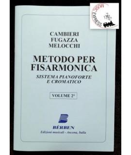 Cambieri, Fugazza, Melocchi - Metodo per Fisarmonica Volume 2