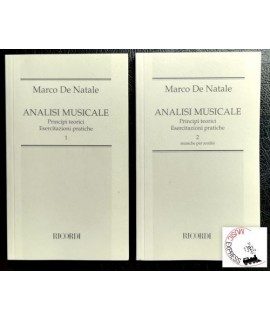 De Natale - Analisi Musicale 1 e 2