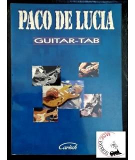 De Lucia - Guitar-Tab