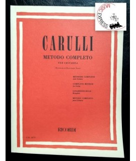 Carulli - Metodo Completo per Chitarra